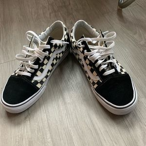 Vans Checkered old Skool